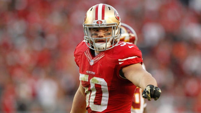 Chris Borland is in a PSA admonishing the NFL for attacking facts about CTE.