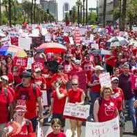 Díaz: How dare Arizona senators slam the door on #RedforEd teachers?