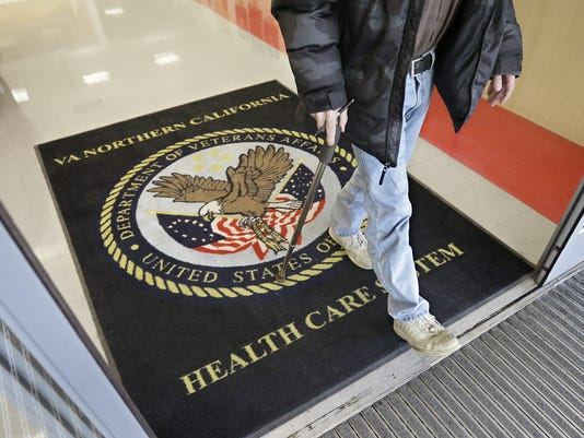 AP VETERANS HEALTH CARE A FILE USA CA