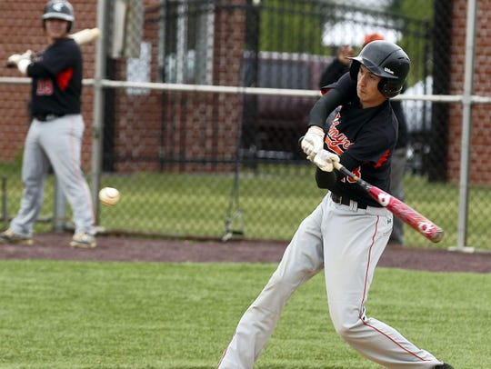 Palmyra junior Isaac Blatt returns to play shortstop
