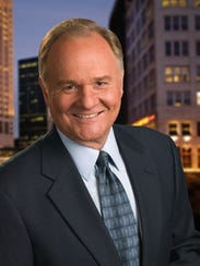 Mike Miller has anchored for three Milwaukee news stations