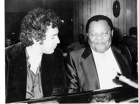 In the early 80s, Francis produced concerts with Ray Charles, Chic Corea, Spiro Gira, Dave Brubeck, Woody Herman and many other greats.