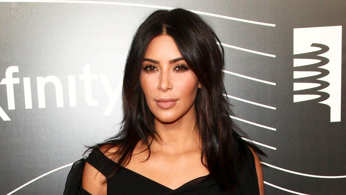 Chilling Kim Kardashian robbery video surfaces Kim Kardashian