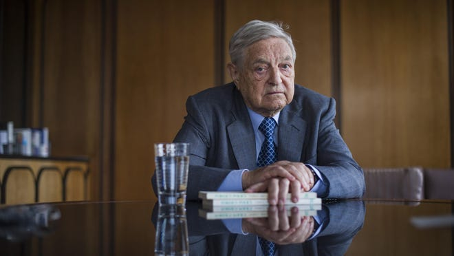 George Soros, a hedge-fund billionaire who's backed progressive causes with millions in donations, is a Hungarian Jew who's frequently the subject of right-wing conspiracy theories.
