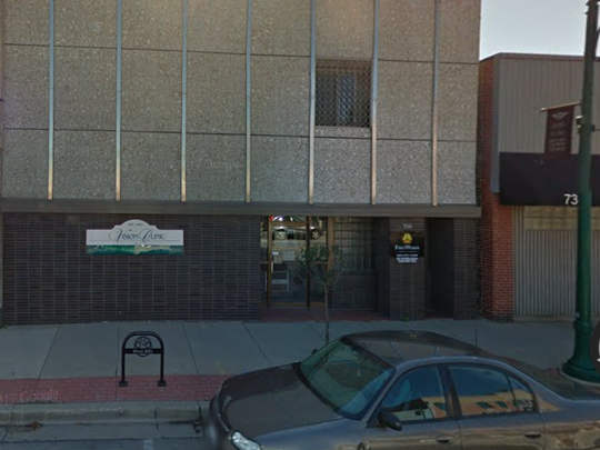 The former Vision Clinic building at 7311-15 W. Greenfield Ave., in downtown West Allis, will soon be revitalized. It will have three short-term rental studio apartments on the second floor. Options are wide open for the first floor. The outside will be a complete overhaul.