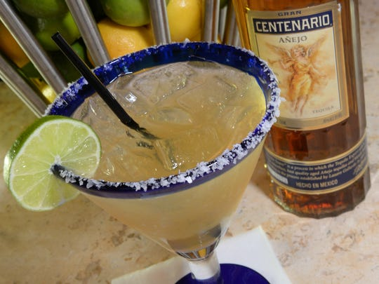It's all about the tequila with Cantina Laredo's El