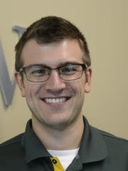 Ryan Berns is a second-year student at the Medical College of Wisconsin Green Bay campus in De Pere.