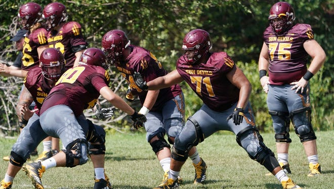 ASU has increased the education and process for treating players with concussions in recent years.
