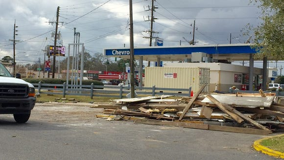 Cajun Sno closed after a January fire destroyed the