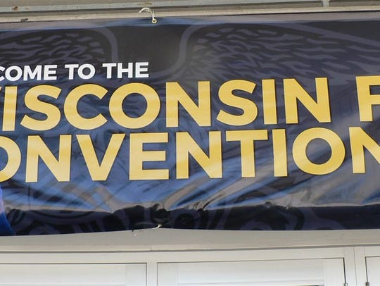 Annual Wisconsin FFA Convention - the 89th.
