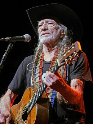 Willie Nelson plays PNC Pavilion on July 12. Tickets go on sale Friday.