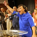 LaToya Cantrell becomes New Orleans' 1st woman mayor
