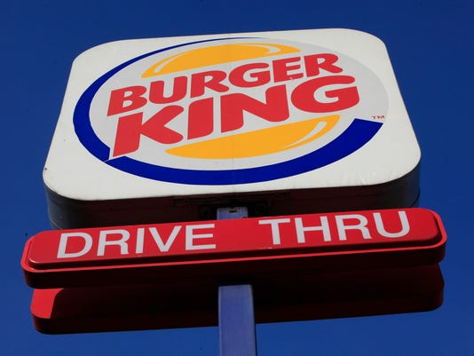AP EARNS BURGER KING F USA PA
