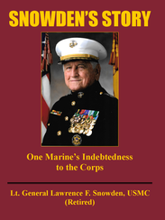 General Lawrence Snowden has new memoir.