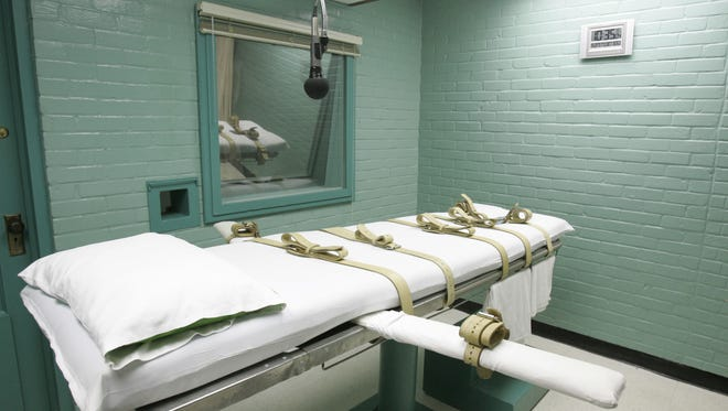 The state (California) corrections department and families of murder victims have reached an agreement, announced Tuesday, that would tie California's execution procedure to a U.S. Supreme Court decision. (AP Photo/Pat Sullivan, File)