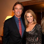 Robert F. Kennedy Jr. married actress Cheryl Hines on Saturday at the Kennedy compound in Hyannis Port, Mass.
