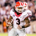 Todd Gurley (2014): Gurley was suspended for allegedly signing memorabilia.