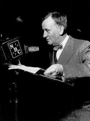 Edgar Guest in 1935.