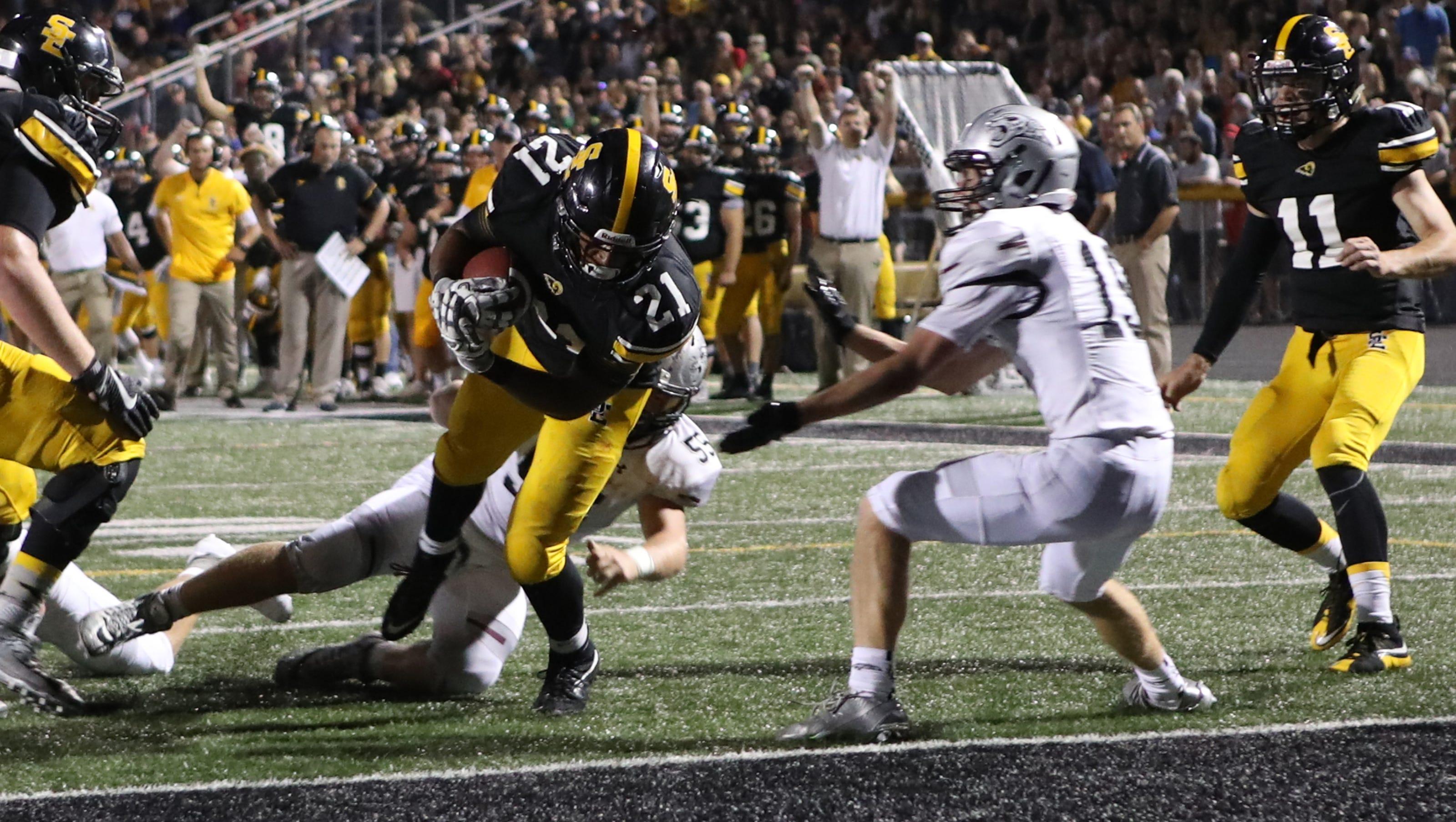 Eight Thoughts On The 2018 Iowa Eight Football Team