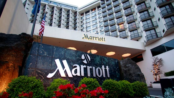 Marriott is piloting a program that would reward non-guests