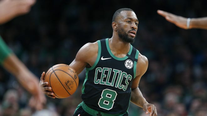 Boston's Kemba Walker might not be in action for any exhibition games. but the Celtics expect him to be ready for the season re-opener.