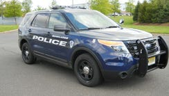 Manalapan police car