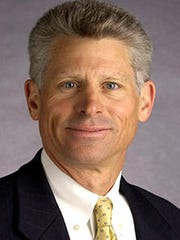 Rick Francis, new chairman of the Texas Tech University System board of regents.