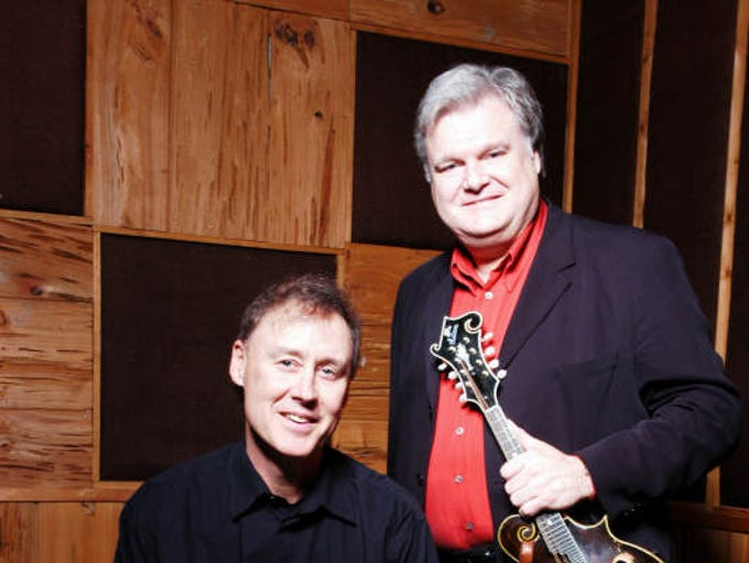 Bluegrass legend Ricky Skaggs found an unlikely partner in Bruce Hornsby. The tradition-minded conservative (Skaggs) and the genre-bounding liberal found plenty of common musical ground on a new album.