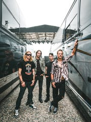 Alternative rock group Fuel will play the Cowboy Coast Saloon in Ocean City at 9 p.m. Thursday, Aug. 16. Tickets are $15 in advance and $20 at the door.