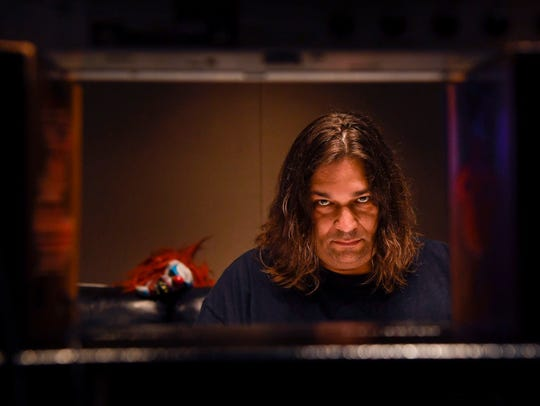 Producer Nick Raskulinecz counts Rush, Alice in Chains,