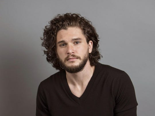 """Testament of Youth"" actor Kit Harington poses for a portrait on Wednesday, June 3, 2015 in New York. (Photo by Amy Sussman/Invision/AP)"