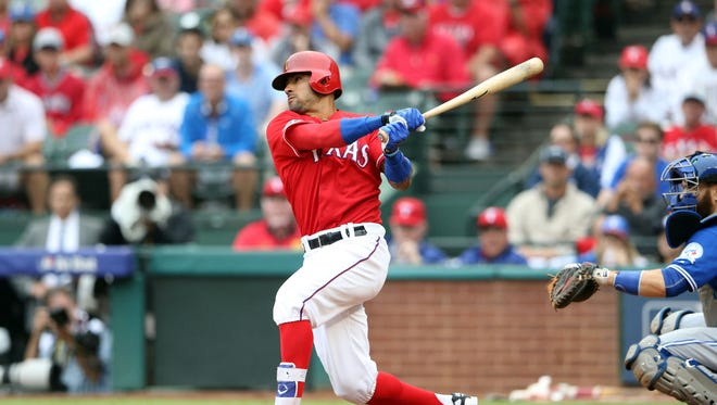 Ian Desmond has never played first base in the major leagues.