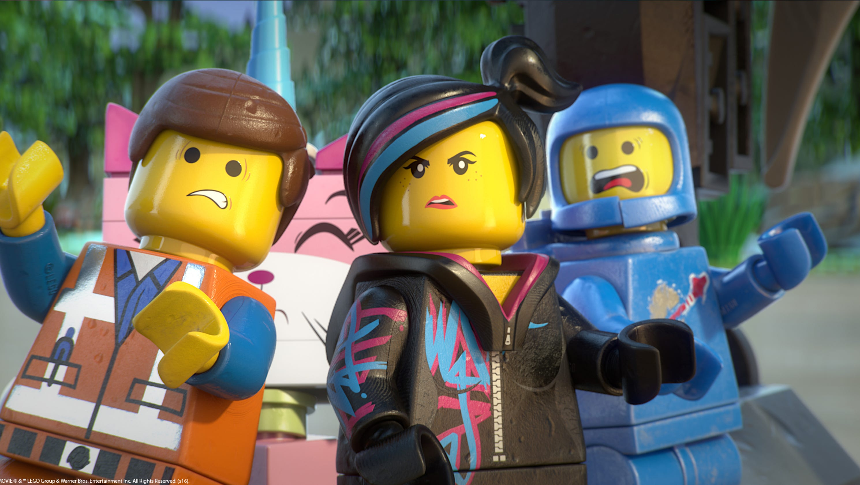 The Lego Movie: Where 'everything is awesome!' | NDTV ...  |Awesome Lego Movie