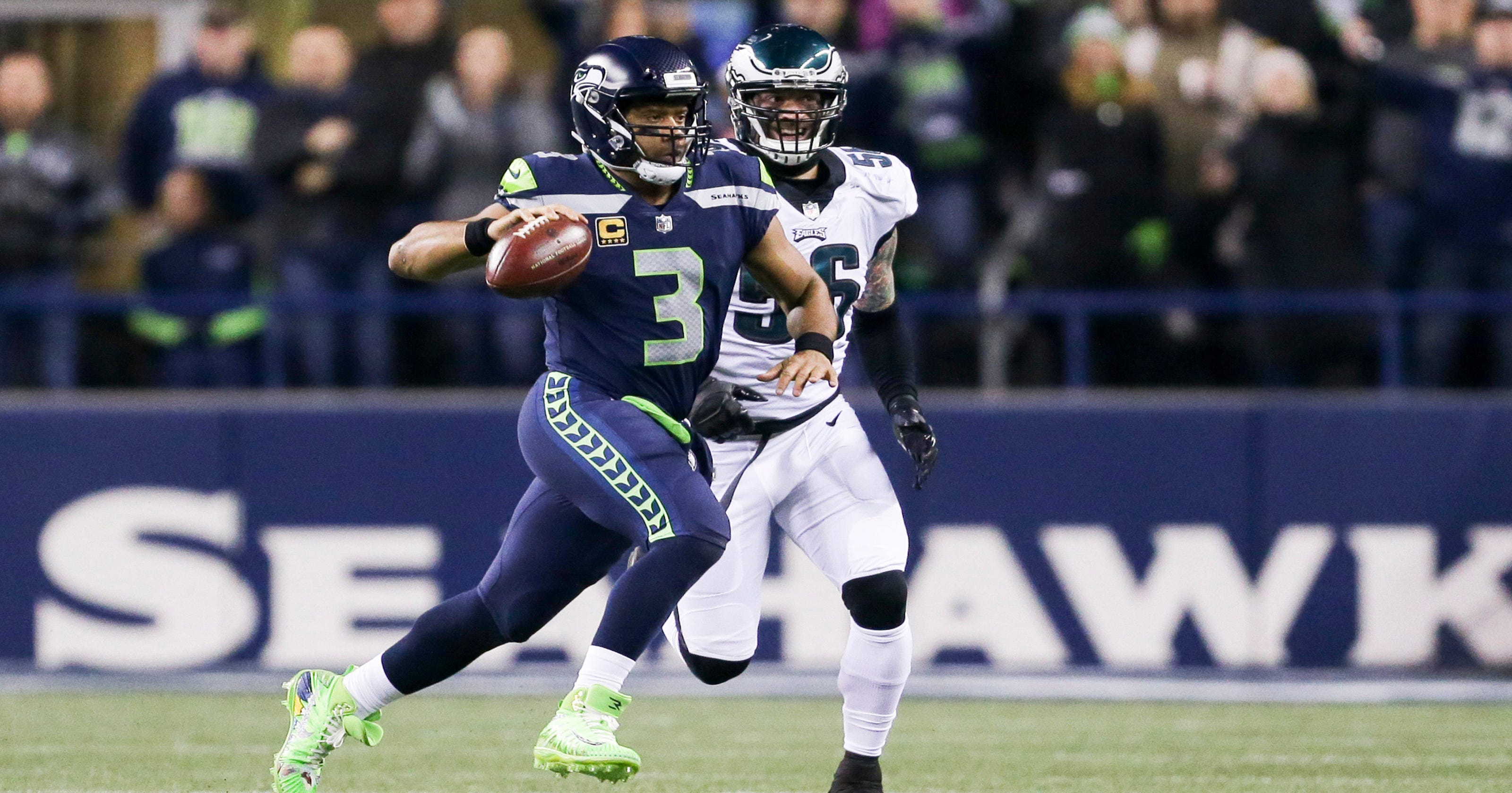 0564de62c Seahawks look primed for another late-season run after handling Eagles