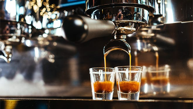 Starbucks is now selling Blonde Espresso, the company announced Tuesday.