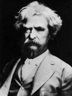 Mark Twain (Samuel Clemens).