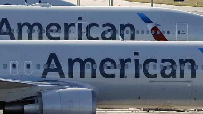 FILE: American Airlines planes