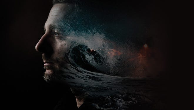 Sturgill Simpson will perform at the Wharf Amphitheater in Orange Beach, Alabama, on May 6.
