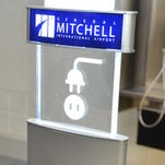 Huntsville International Airport recently installed a half dozen new charging stations.