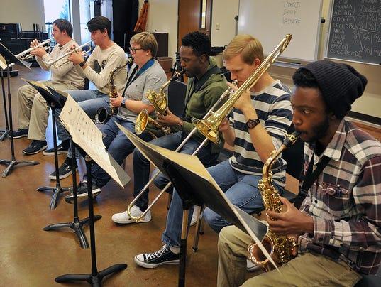 MSU Jazz Band 1