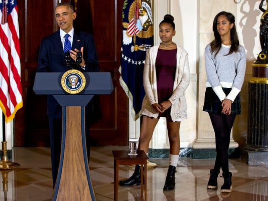 AP OBAMA DAUGHTERS CONGRESSIONAL AIDE RESIGNS A FILE USA DC