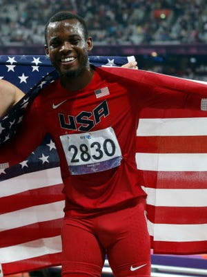 Blake Leeper, right, lost his appeal to participate in the Rio Paralympic Games.
