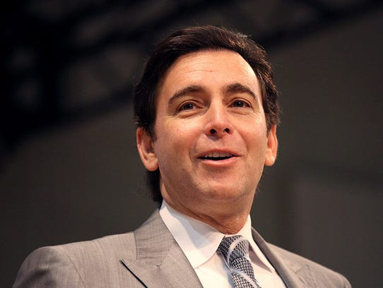 Does Mark Fields Get Free Cars