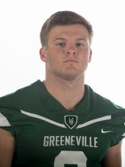 Cade Ballard of Greeneville High School for PrepXtra