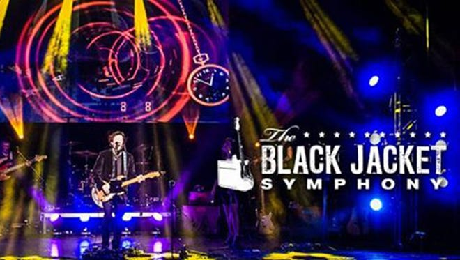 Black Jacket Sympnony presents Fleetwood Mac's Rumours on Saturday at the Montgomery Performing Centre.