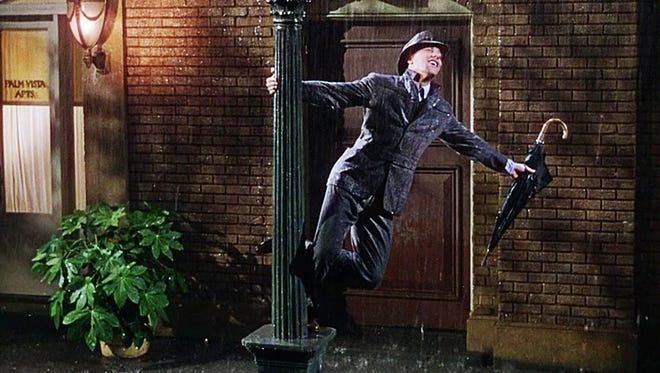 "Gene Kelly stars in ""Singin' in the Rain,"" which will air Jan. 20 at the Historic Elsinore Theatre."