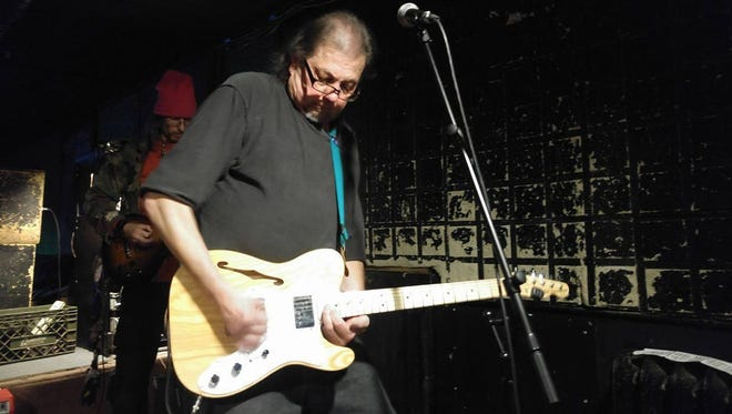 Pete Panek has been a key player in the Nines' Blue Monday since 1982.