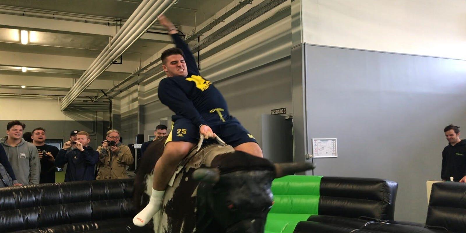 Michigan football: Adventures continue in Paris