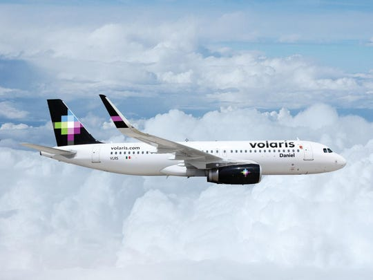 Volaris Airlines is Mexico's second-largest carrier.