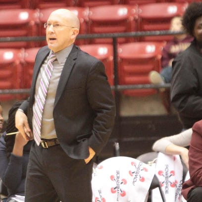 The home portion of ULM's 2015-16 schedule includes